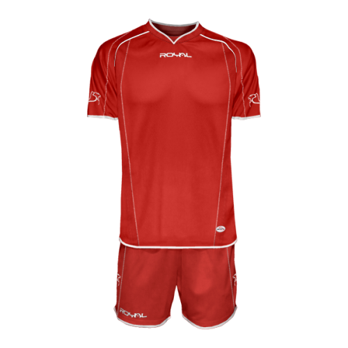 Alcor voetbal tenue rood